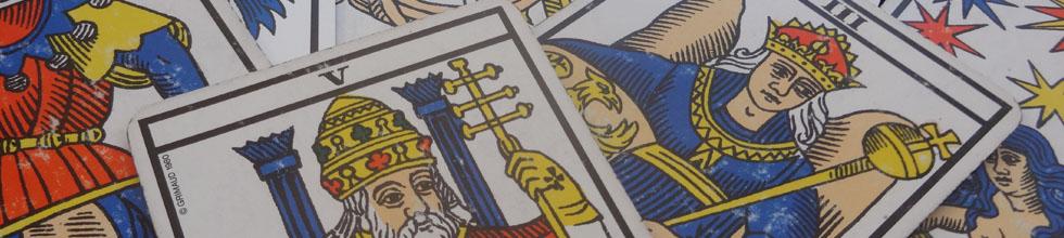 initiation au tarot de marseille - stage d'été du tarot - consultations tarot - lecture du tarot