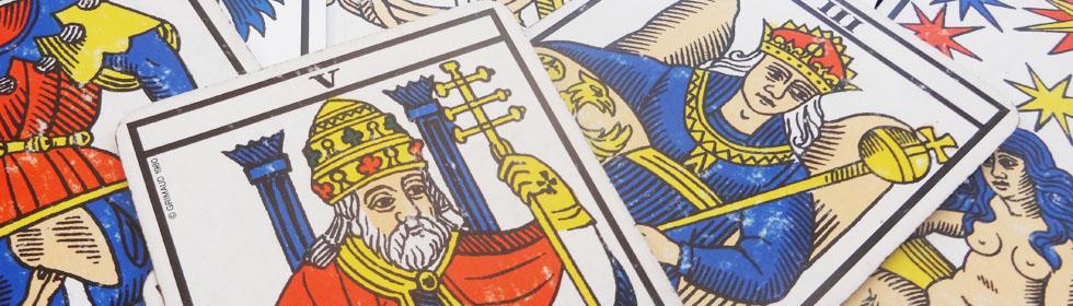 apprendre le tarot de marseille - cours - cours de tarot - tarot de marseille - consultations du tarot